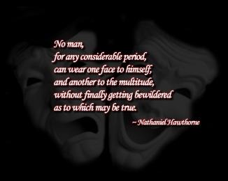 No Man - masks